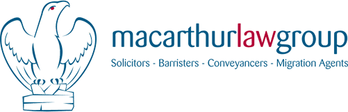 Macarthur Law Group Logo